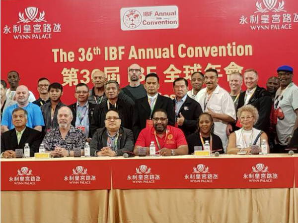 IBF CONVENTION 2019